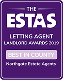 ESTAS Letting Agent County Winner