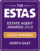 ESTAS Estate Agent Gold Winner